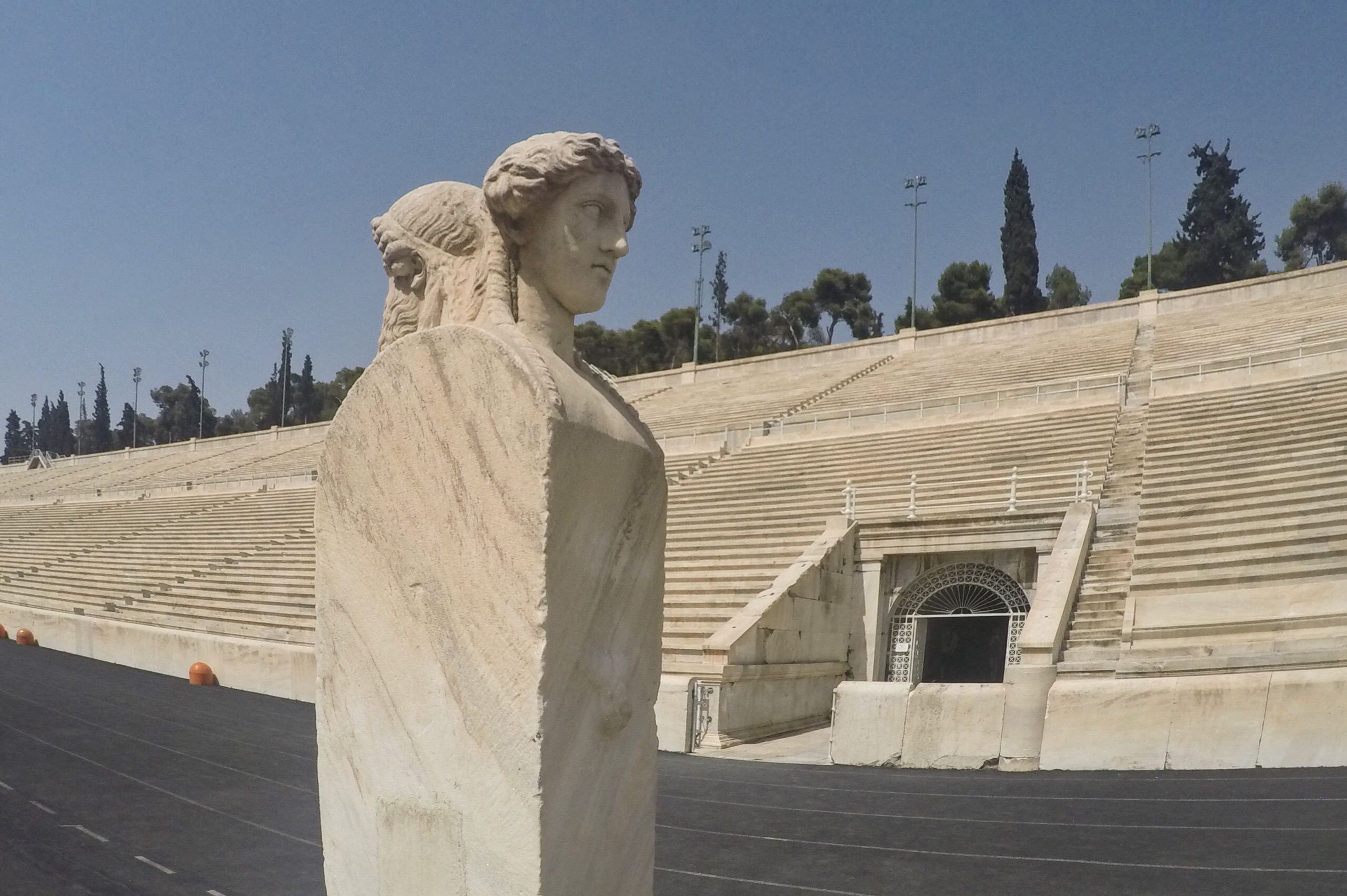 athens and the first olympic stadium � the active me